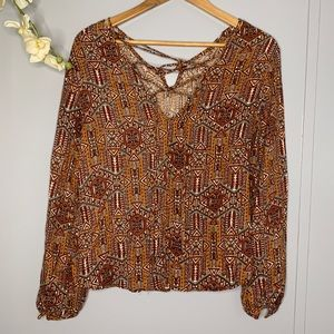 Anthropologie Sophie Rue Top XS